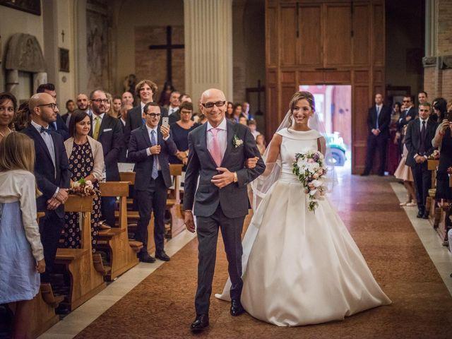 Il matrimonio di Niccolò e Luna a Dozza, Bologna 7