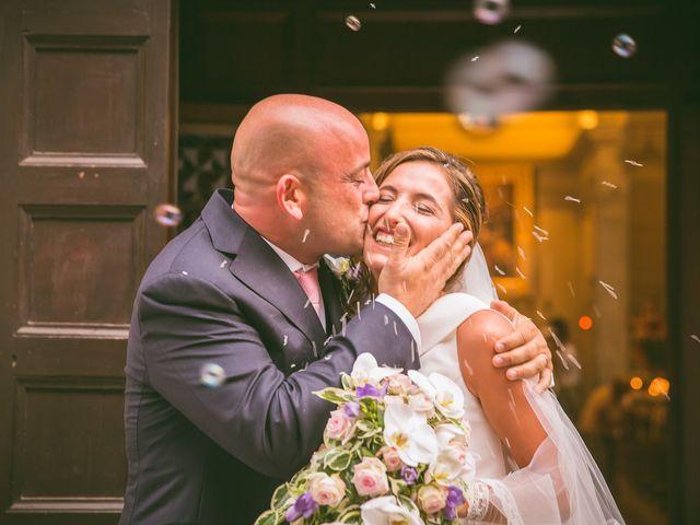Il matrimonio di Niccolò e Luna a Dozza, Bologna 1