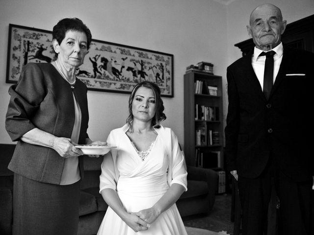 Il matrimonio di Pietro e Mariangela a Paulilatino, Oristano 29
