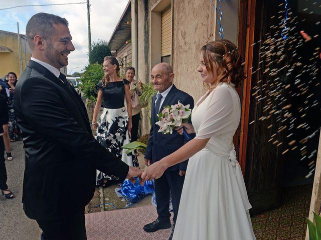 Il matrimonio di Pietro e Mariangela a Paulilatino, Oristano 63