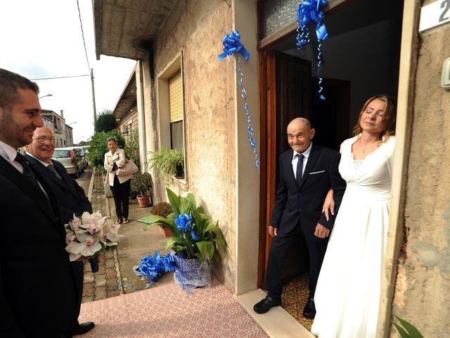 Il matrimonio di Pietro e Mariangela a Paulilatino, Oristano 64