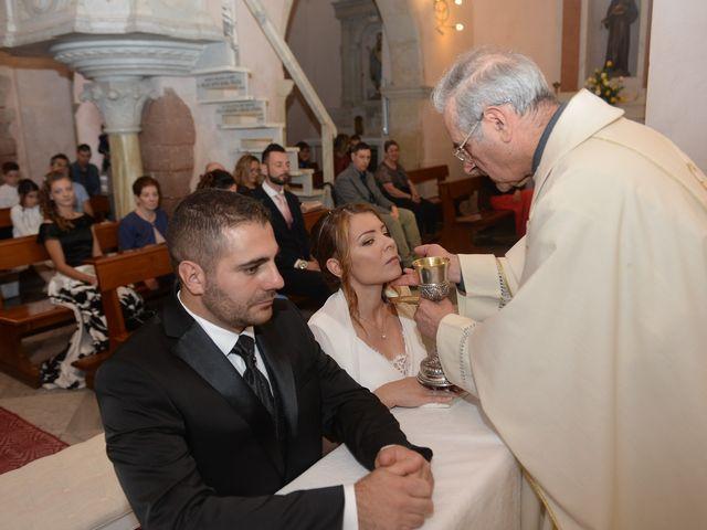 Il matrimonio di Pietro e Mariangela a Paulilatino, Oristano 76