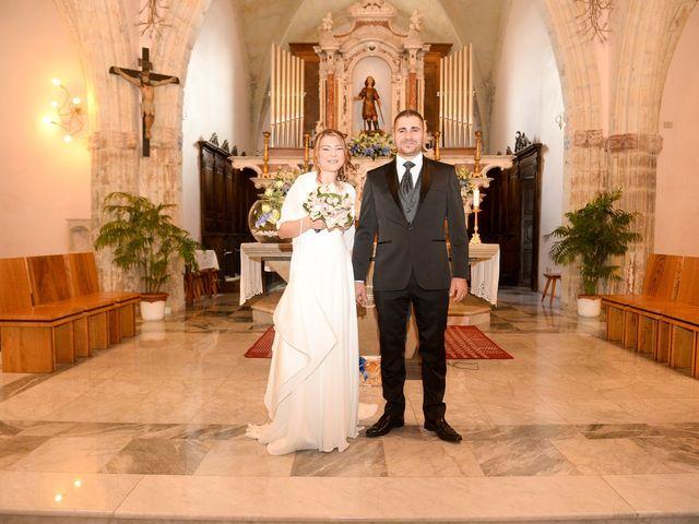 Il matrimonio di Pietro e Mariangela a Paulilatino, Oristano 84