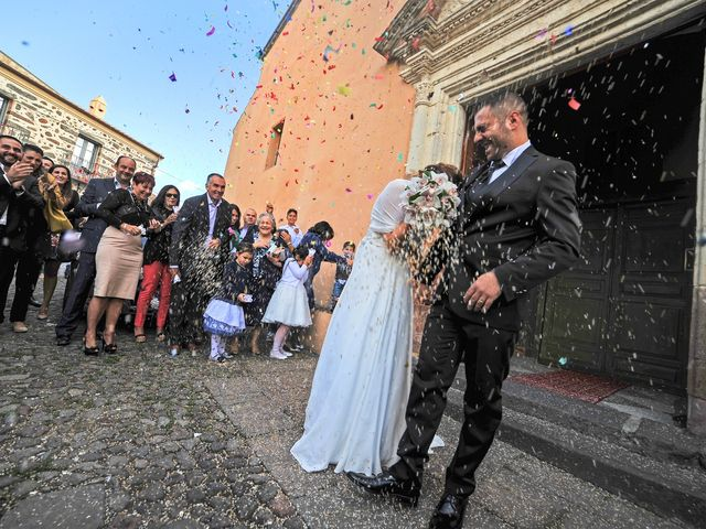 Il matrimonio di Pietro e Mariangela a Paulilatino, Oristano 87