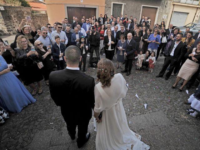 Il matrimonio di Pietro e Mariangela a Paulilatino, Oristano 91