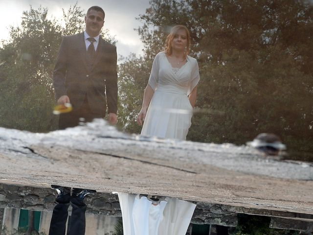 Il matrimonio di Pietro e Mariangela a Paulilatino, Oristano 1