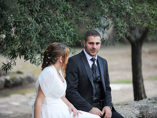 Il matrimonio di Pietro e Mariangela a Paulilatino, Oristano 131