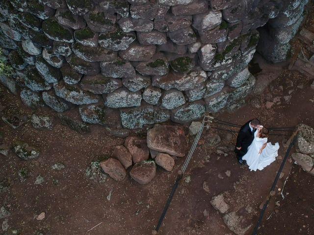 Il matrimonio di Pietro e Mariangela a Paulilatino, Oristano 123