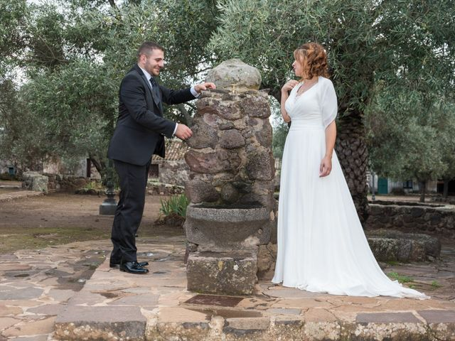 Il matrimonio di Pietro e Mariangela a Paulilatino, Oristano 135
