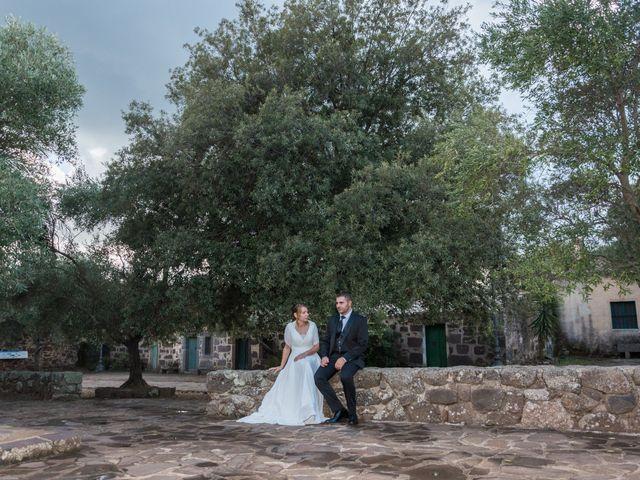 Il matrimonio di Pietro e Mariangela a Paulilatino, Oristano 136