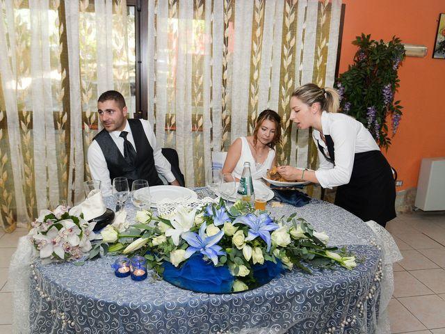 Il matrimonio di Pietro e Mariangela a Paulilatino, Oristano 142