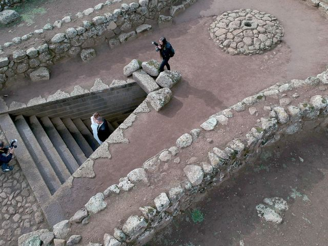Il matrimonio di Pietro e Mariangela a Paulilatino, Oristano 125