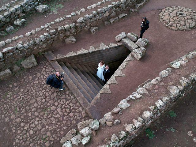 Il matrimonio di Pietro e Mariangela a Paulilatino, Oristano 122