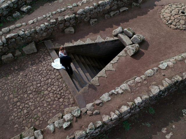 Il matrimonio di Pietro e Mariangela a Paulilatino, Oristano 109