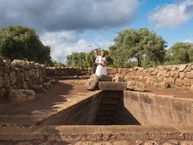 Il matrimonio di Pietro e Mariangela a Paulilatino, Oristano 108
