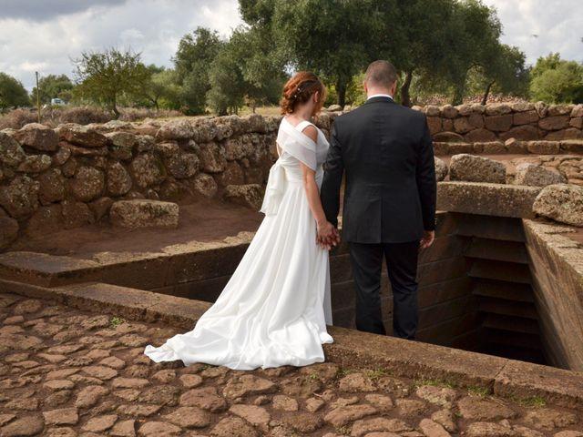 Il matrimonio di Pietro e Mariangela a Paulilatino, Oristano 120
