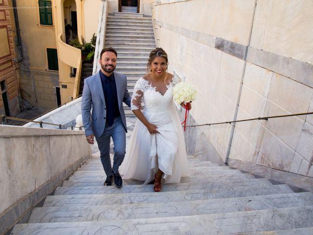 Il matrimonio di Andrea e Ilaria a Genova, Genova 12