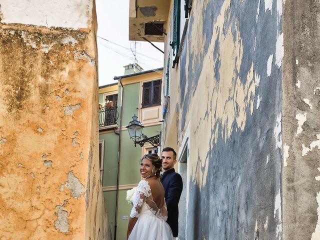 Il matrimonio di Andrea e Ilaria a Genova, Genova 22