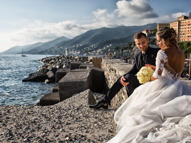 Il matrimonio di Andrea e Ilaria a Genova, Genova 26