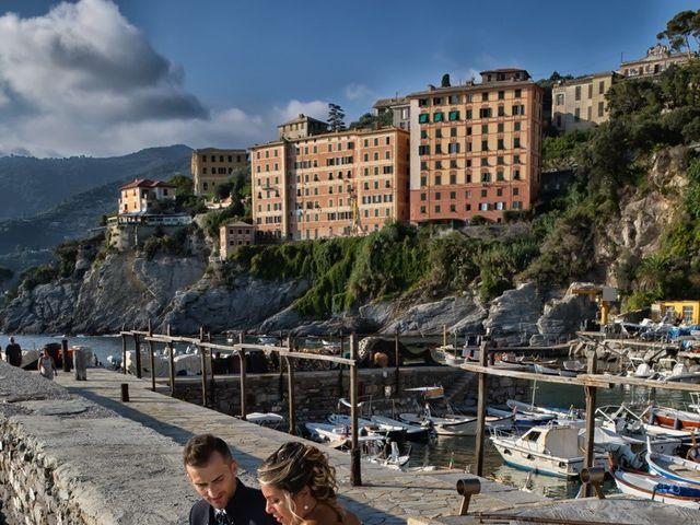 Il matrimonio di Andrea e Ilaria a Genova, Genova 27