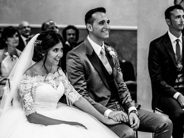 Il matrimonio di Simone e Roberta a Lucera, Foggia 28