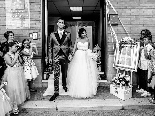 Il matrimonio di Simone e Roberta a Lucera, Foggia 32