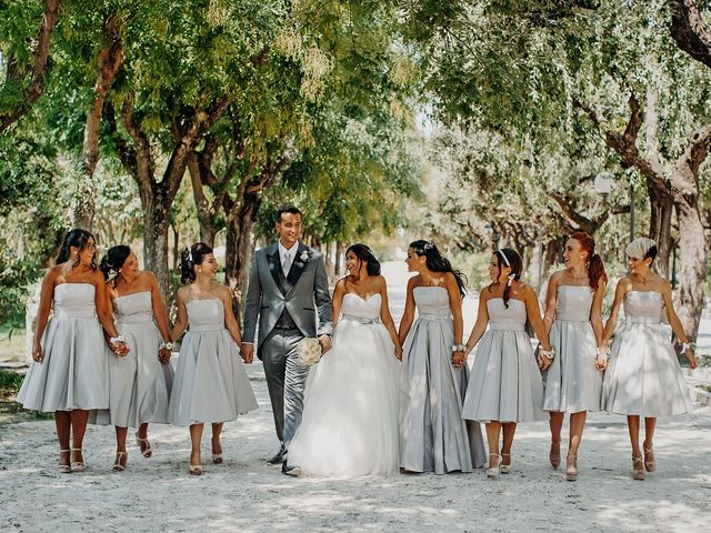 Il matrimonio di Simone e Roberta a Lucera, Foggia 36