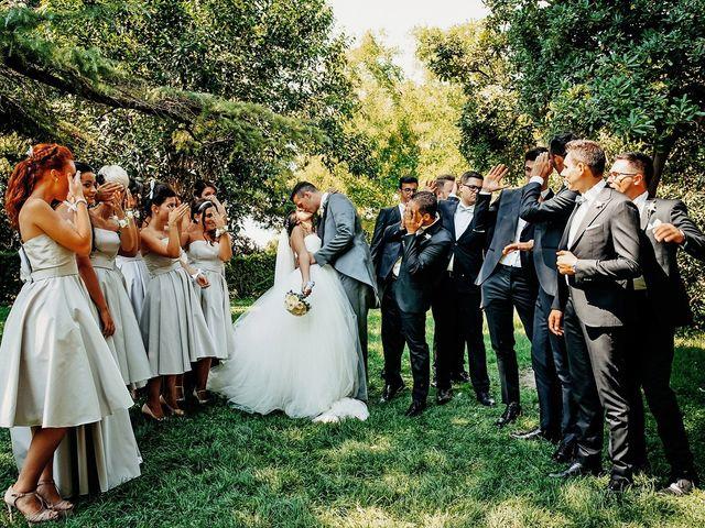 Il matrimonio di Simone e Roberta a Lucera, Foggia 41