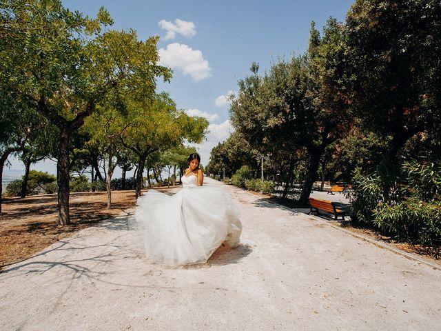 Il matrimonio di Simone e Roberta a Lucera, Foggia 44