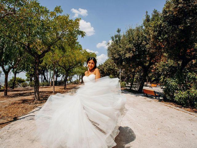 Il matrimonio di Simone e Roberta a Lucera, Foggia 45