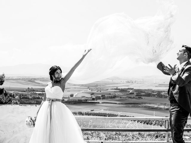 Il matrimonio di Simone e Roberta a Lucera, Foggia 46
