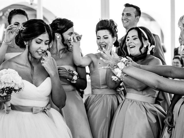 Il matrimonio di Simone e Roberta a Lucera, Foggia 50