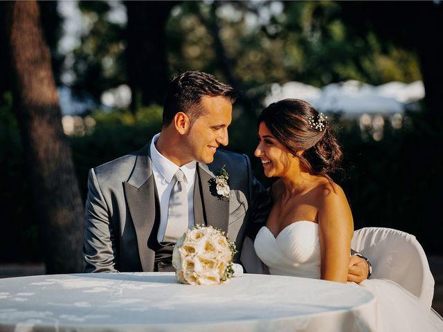 Il matrimonio di Simone e Roberta a Lucera, Foggia 57