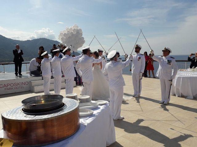 Il matrimonio di Antonino e Maria Rosaria a Sant'Angelo di Brolo, Messina 12
