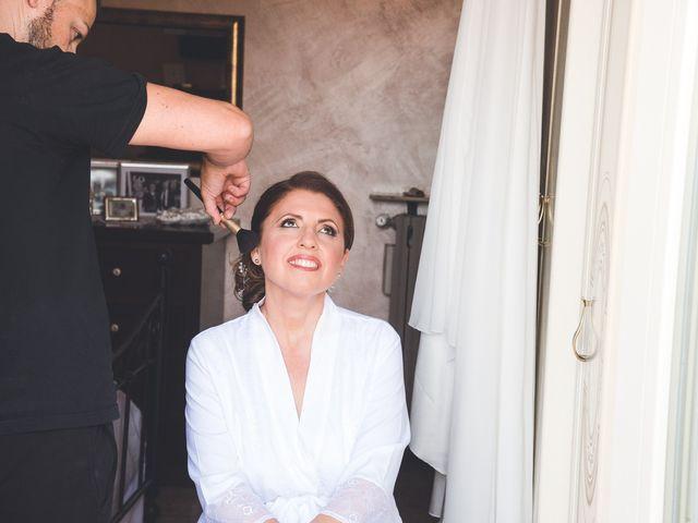 Il matrimonio di Massimiliano e Angela a Casoria, Napoli 2