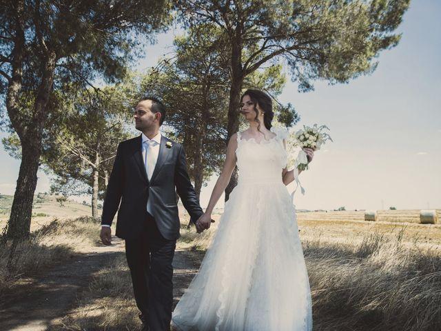 Le nozze di Domenica e Francesco