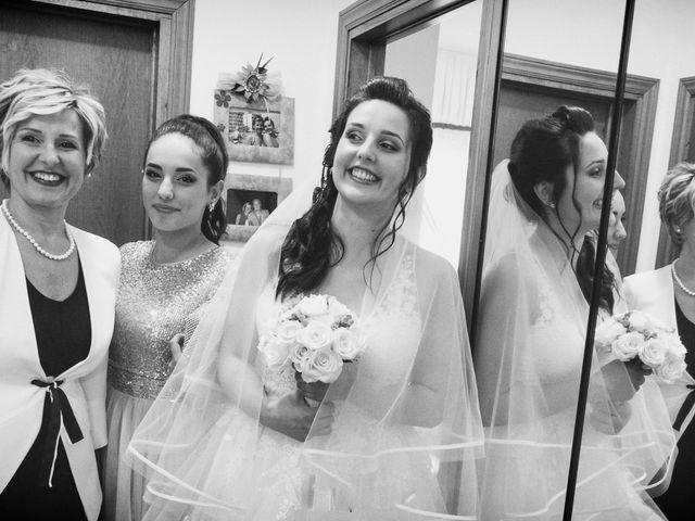 Il matrimonio di Samuele e Federica a Pergola, Pesaro - Urbino 6