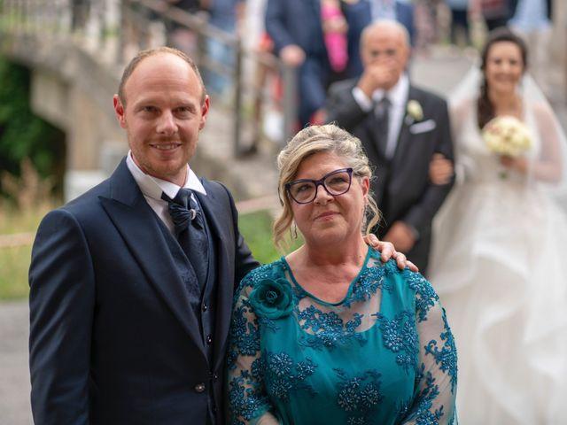 Il matrimonio di Samuele e Federica a Pergola, Pesaro - Urbino 8