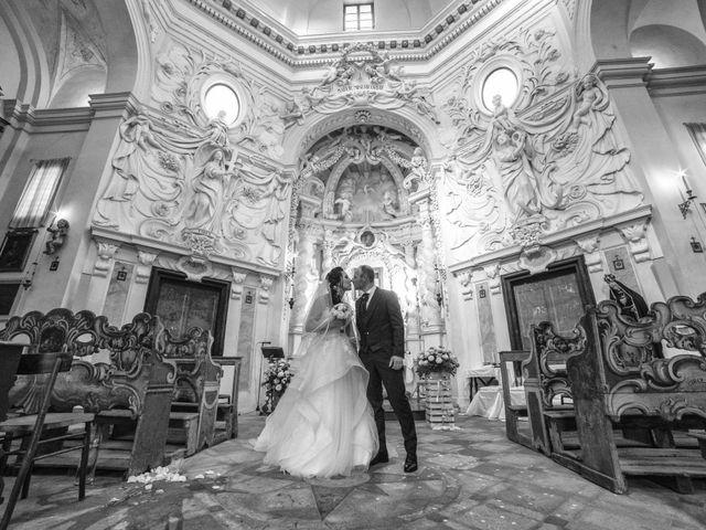 Il matrimonio di Samuele e Federica a Pergola, Pesaro - Urbino 9