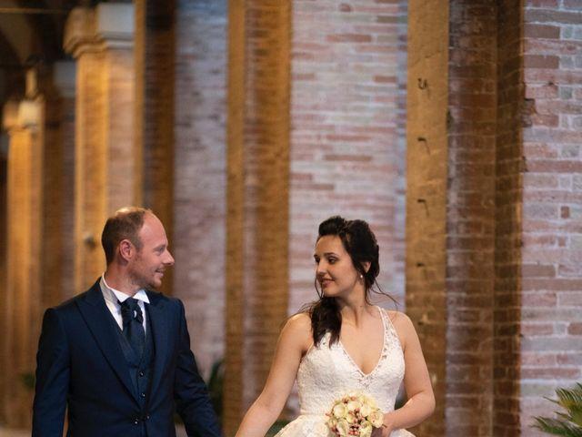 Il matrimonio di Samuele e Federica a Pergola, Pesaro - Urbino 16