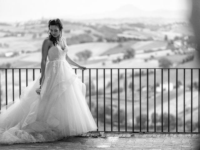 Il matrimonio di Samuele e Federica a Pergola, Pesaro - Urbino 17