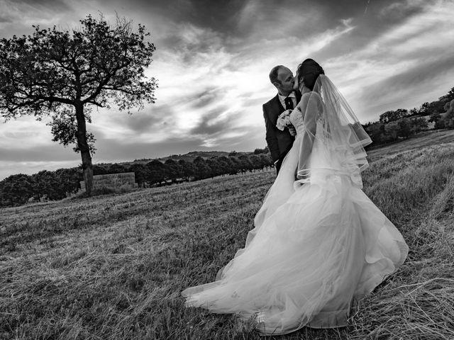Il matrimonio di Samuele e Federica a Pergola, Pesaro - Urbino 18