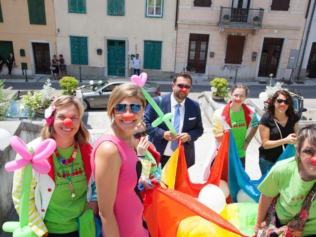 Il matrimonio di Lorenzo e Giulia a Cormons, Gorizia 21