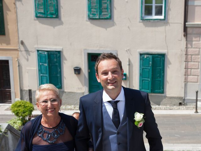 Il matrimonio di Lorenzo e Giulia a Cormons, Gorizia 25