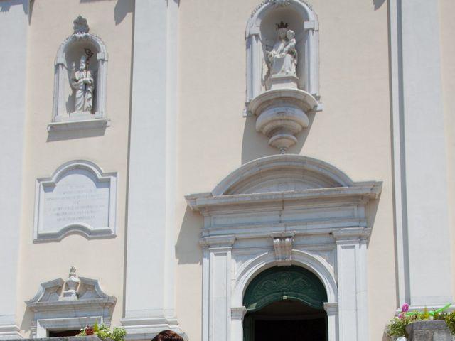 Il matrimonio di Lorenzo e Giulia a Cormons, Gorizia 1