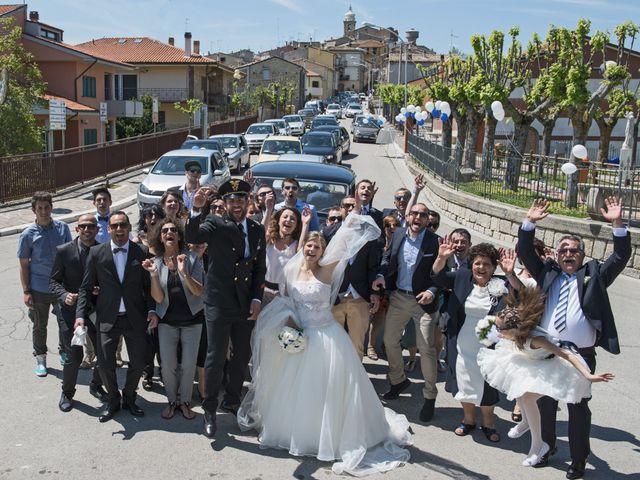 Il matrimonio di Giulio e Virginia a Vasto, Chieti 4