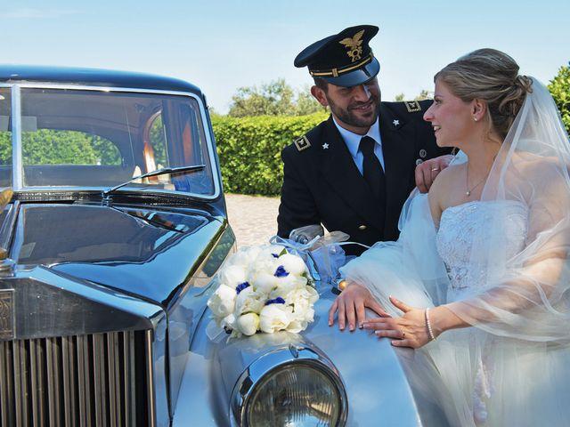 Il matrimonio di Giulio e Virginia a Vasto, Chieti 5