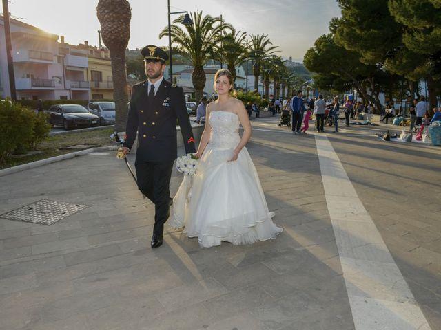 Il matrimonio di Giulio e Virginia a Vasto, Chieti 14