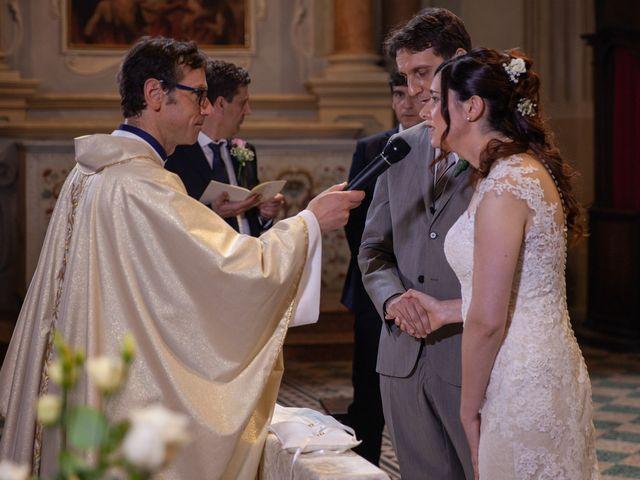 Il matrimonio di Denis e Maria a Reggio nell'Emilia, Reggio Emilia 20