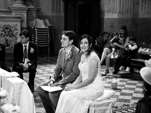 Il matrimonio di Denis e Maria a Reggio nell'Emilia, Reggio Emilia 21